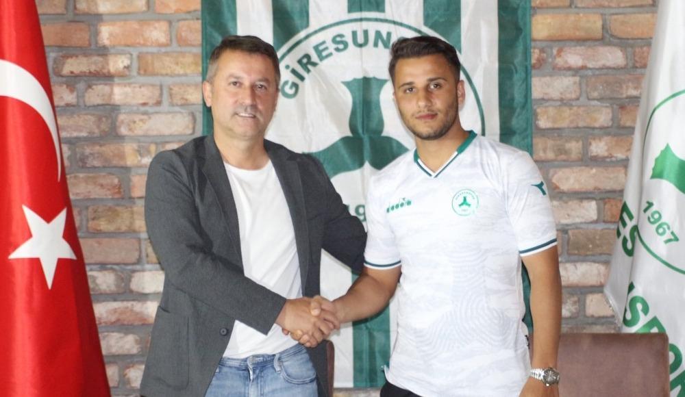 Giresunspor'a Beşiktaş'tan transfer