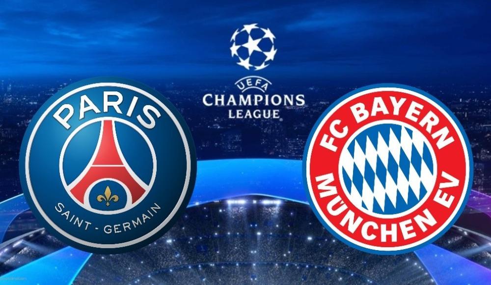 Paris SG - Bayern Münih (Canlı Skor)