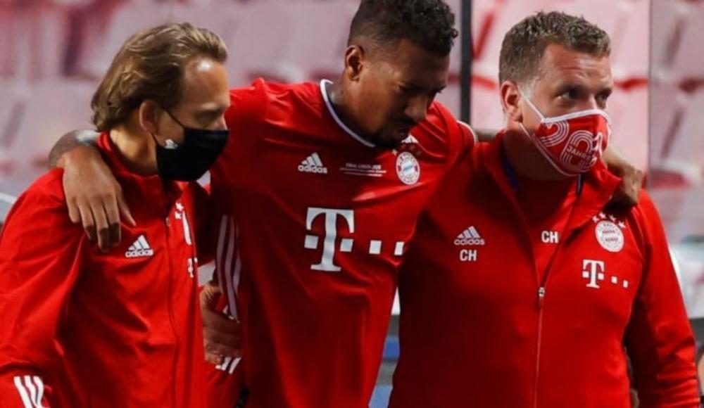 Boateng'in şanssızlığı! Final maçında...