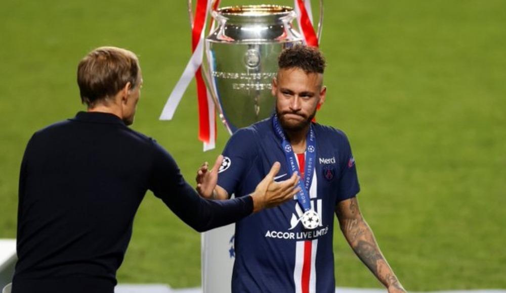 Neymar, Bayer'i tebrik etti; Alman kulübü cevap verdi