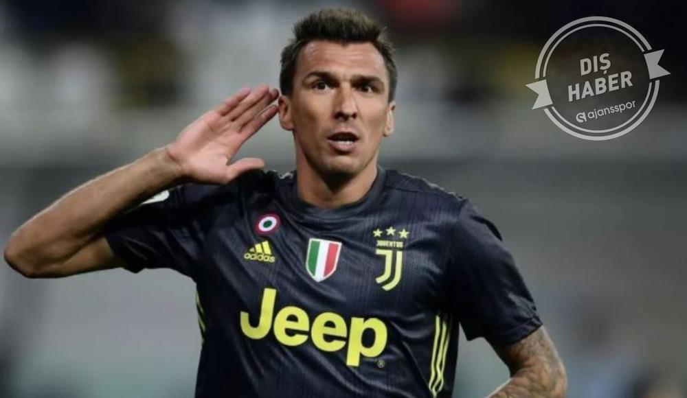 Mandzukic, İtalyan ekibiyle görüşmede! Transfer...