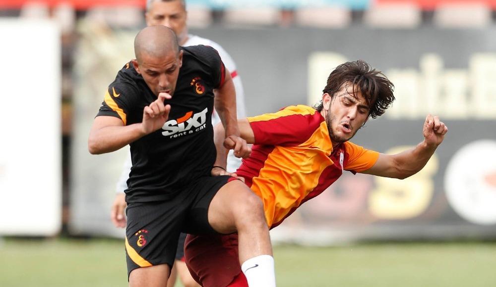 Galatasaray ilk hazırlık maçını kazandı