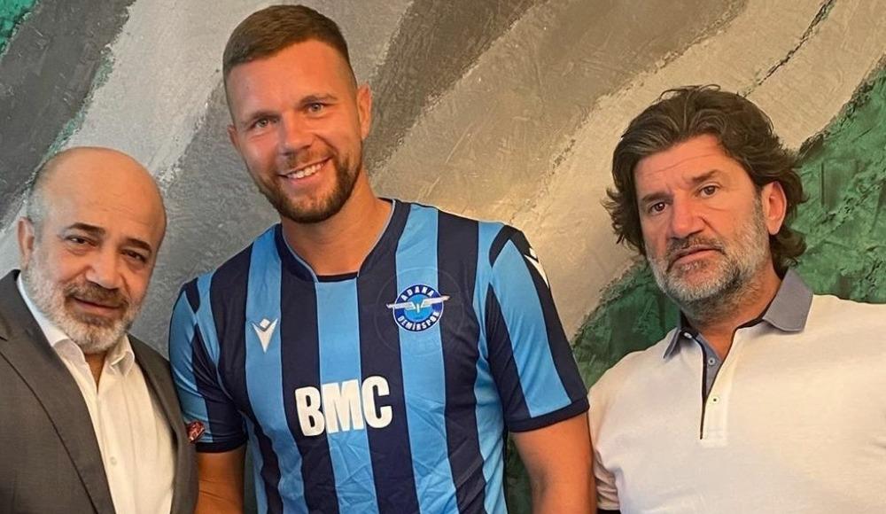 Adana Demirspor, Litvanyalı kaleci ile sözleşme imzaladı