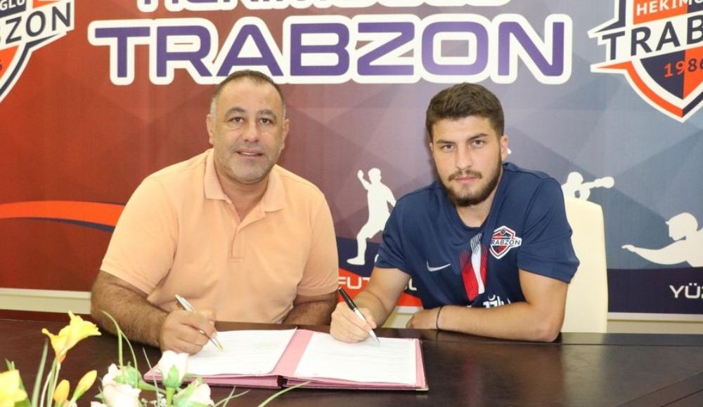 Berkay Sefa, Hekimoğlu Trabzon FK'ya transfer oldu