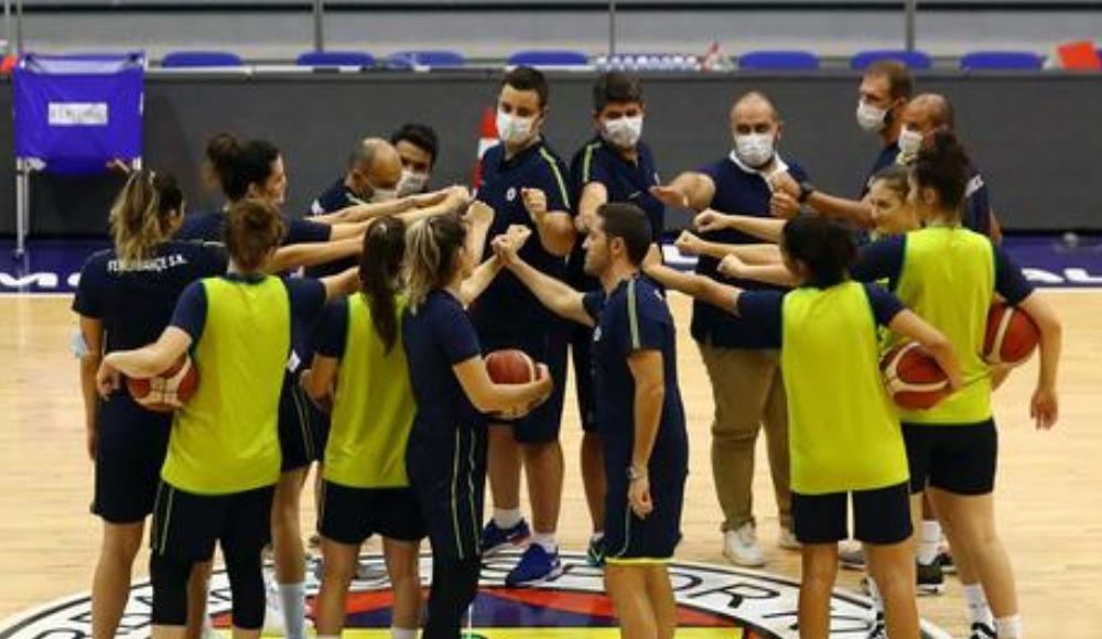 Fenerbahçe Kadın Basketbol Takımı'nda koronavirüs vakası