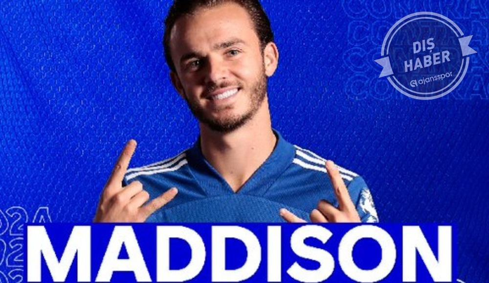 Leicester City, James Maddison ile uzattı