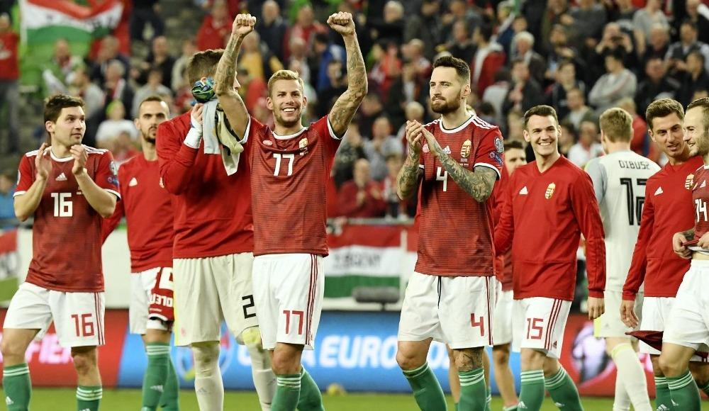 Türkiye ile karşılaşacak Macaristan Milli Futbol Takımı'nın aday kadrosu açıklandı