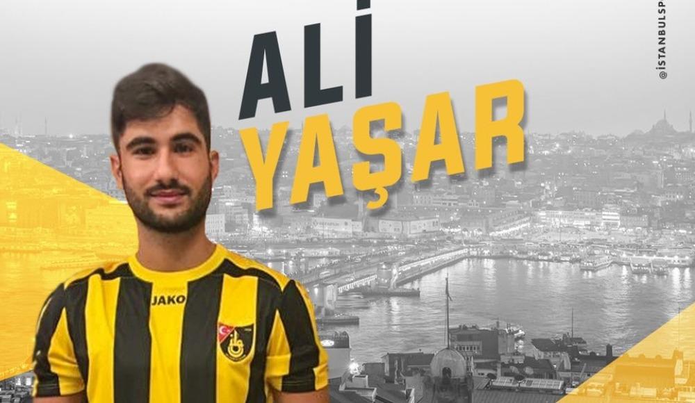 Ali Yaşar, İstanbulspor'da