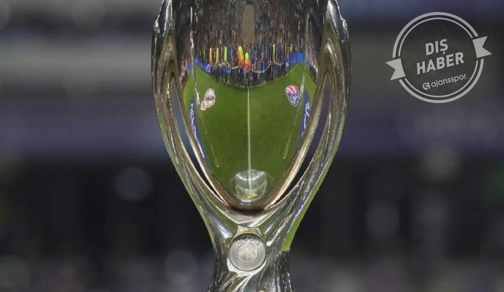 Süper Kupa finali seyircili