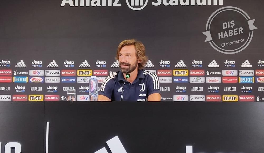 Pirlo açıkladı! Juventus'ta yıldız futbolcu ile yollar ayrıldı...