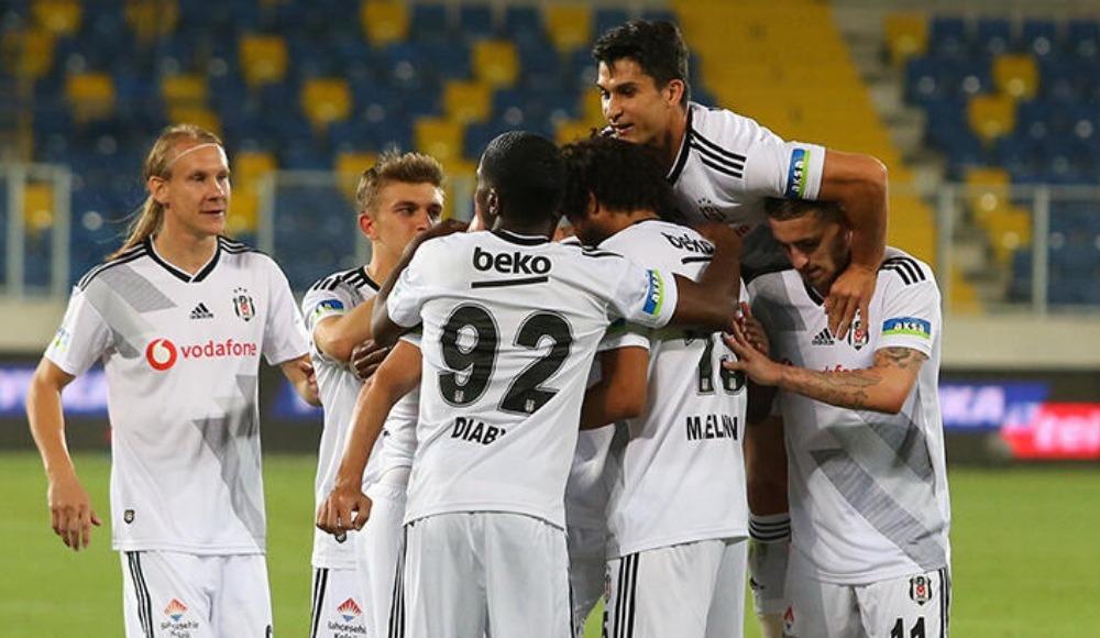 CANLI SKOR: PAOK  - Beşiktaş