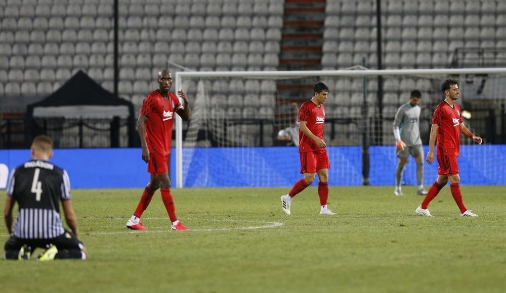 Beşiktaş PAOK maçı için UEFA'ya başvuracak