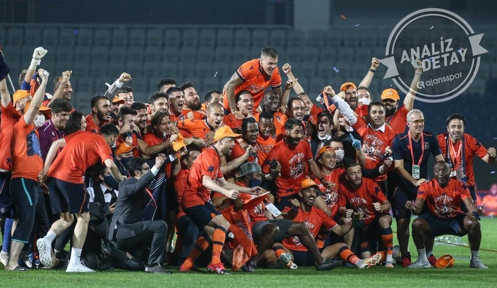 Başakşehir'in Şampiyonlar Ligi kazancı...