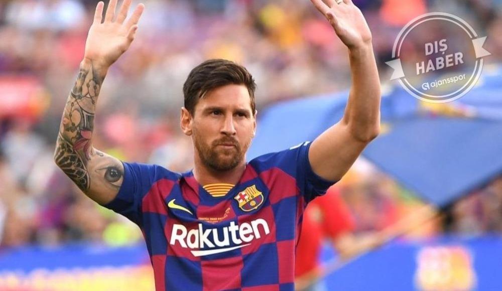 Messi'ye uzun vadeli sözleşme! Önce Manchester City, sonra da...