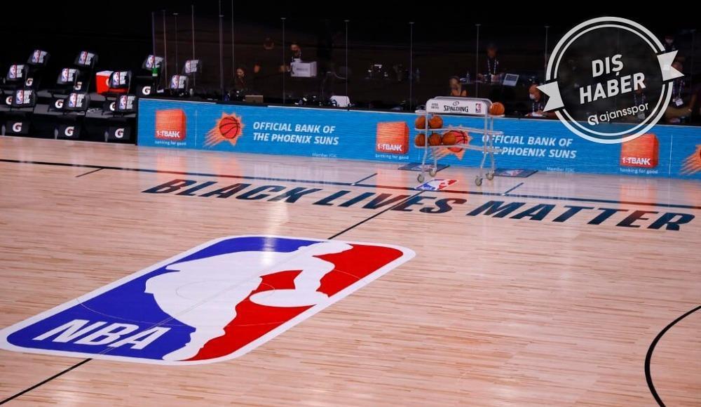 NBA'de tarihi protesto! Bucks öncü oldu...