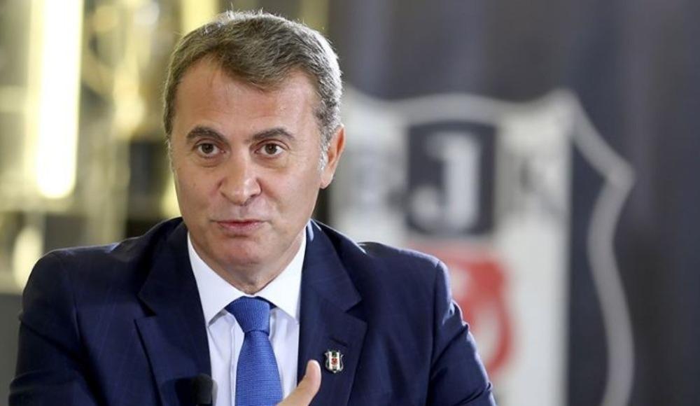 Fikret Orman suskunluğunu bozdu! Beşiktaş mesajı...