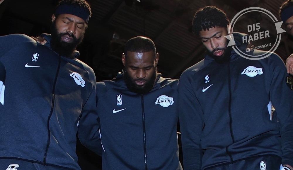 NBA'de sezonun geri kalanı tehlikede! LeBron oynamak istemiyor...