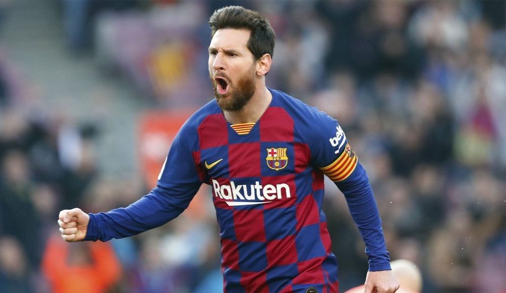 Messi için 100 milyon Euro + Jesus + Garcia + Bernardo