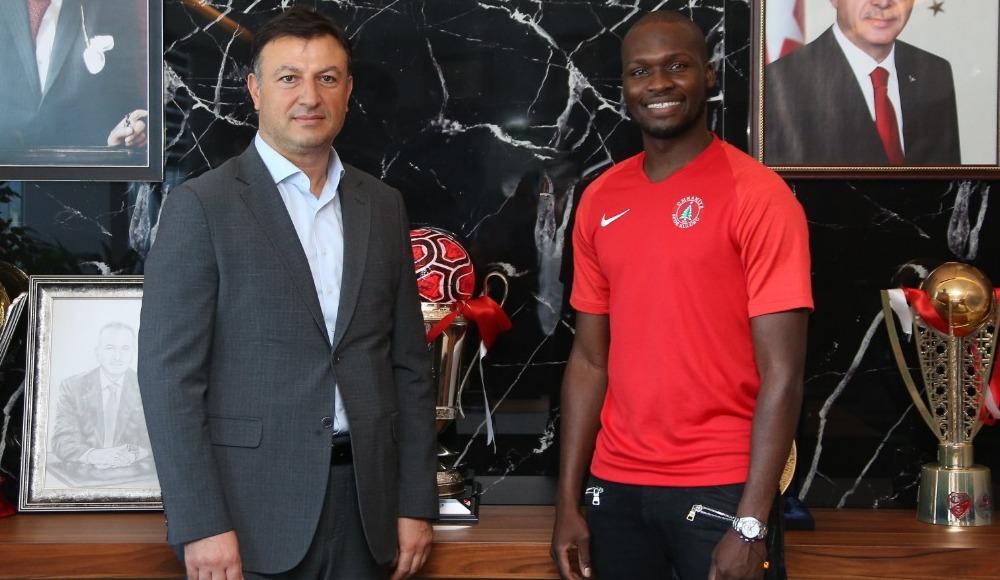 Moussa Sow geri döndü! İşte yeni takımı...