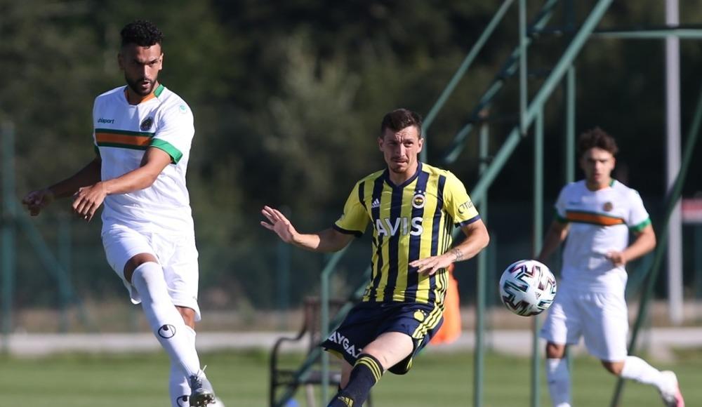 Fenerbahçe ve Alanyaspor yenişemedi!