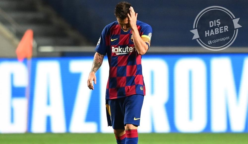 Juventus, Lionel Messi ile ilgileniyor...