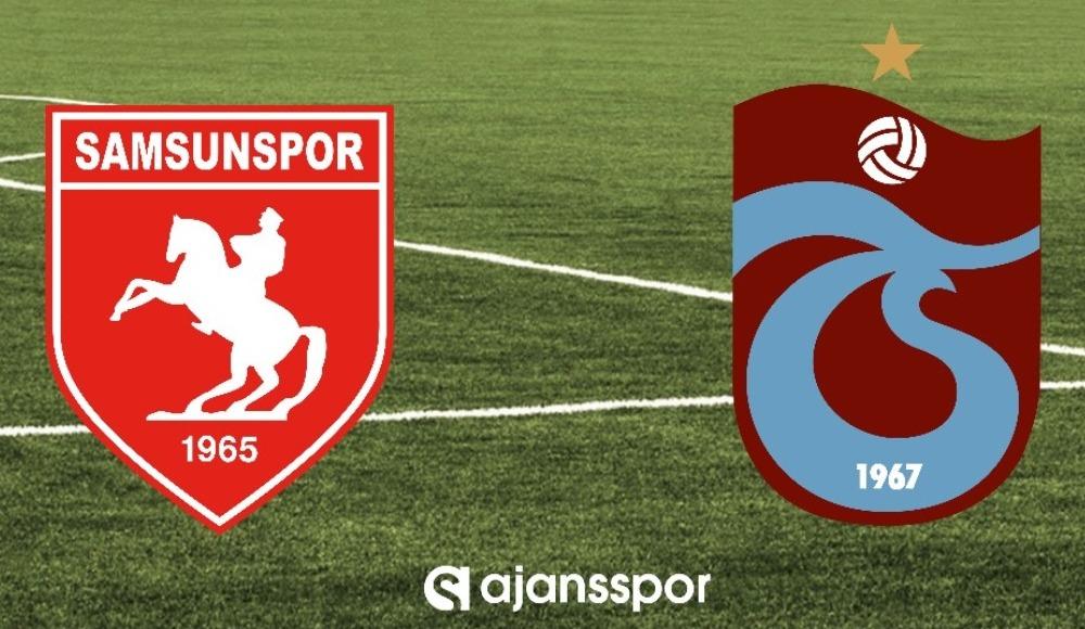 Samsunspor - Trabzonspor (Canlı izle)