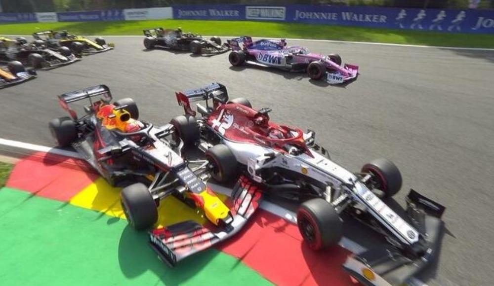 Formula 1 canlı izle!