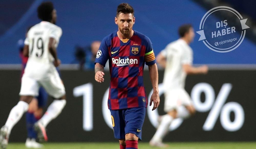 "Messi: ""Gelmiyorum"""