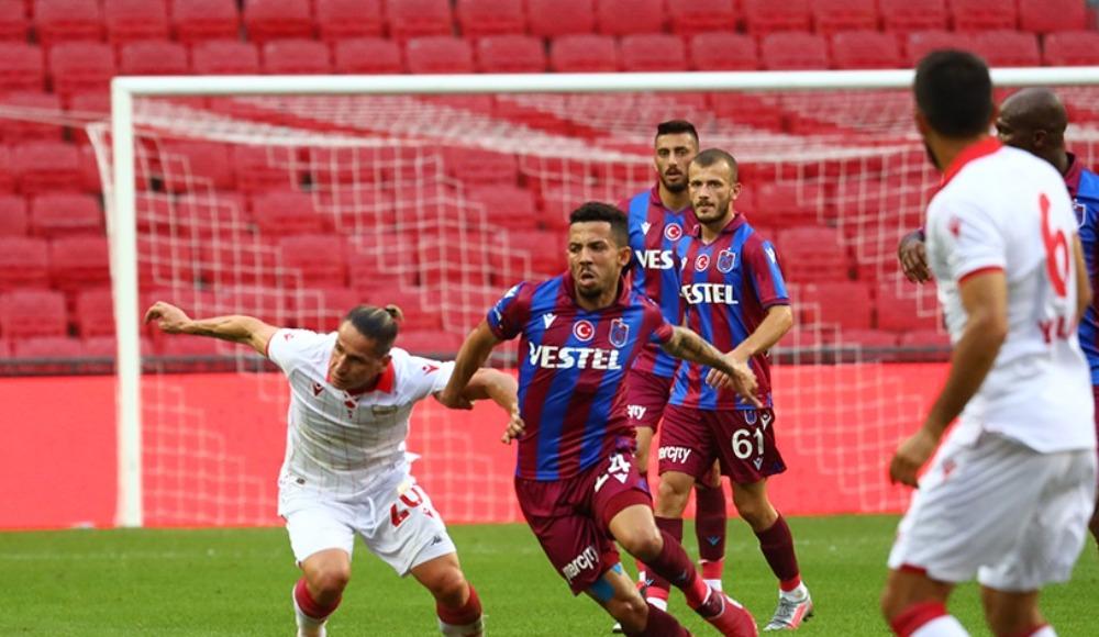 Trabzonspor'da Marlon sevinci