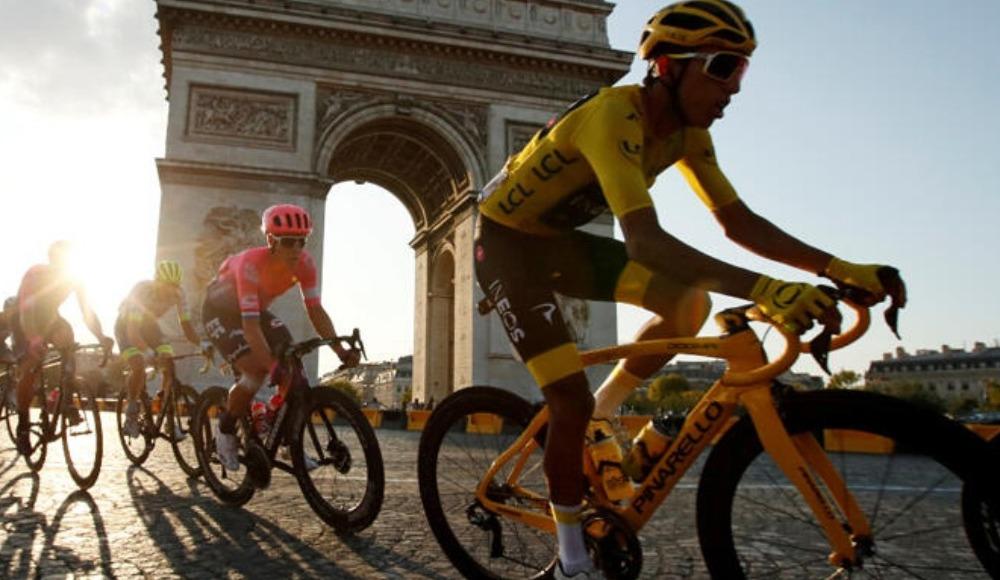 Fransa Bisiklet Turu açılış etabının kazananı Kristoff