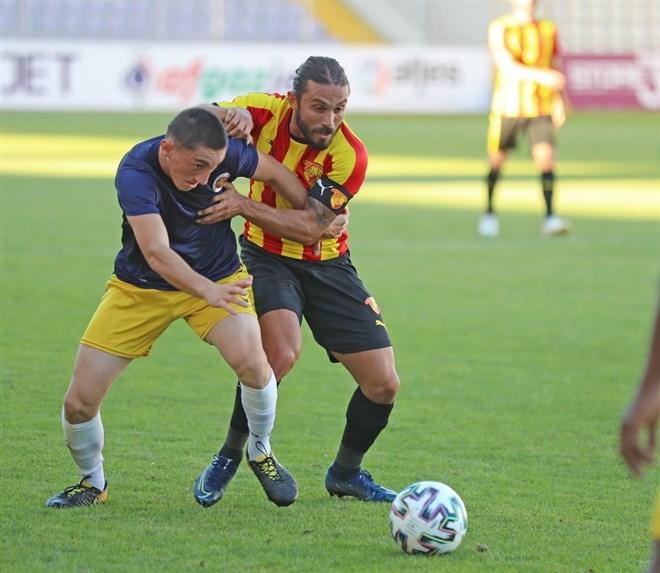 Göztepe, Menemenspor'u 2-1 yendi
