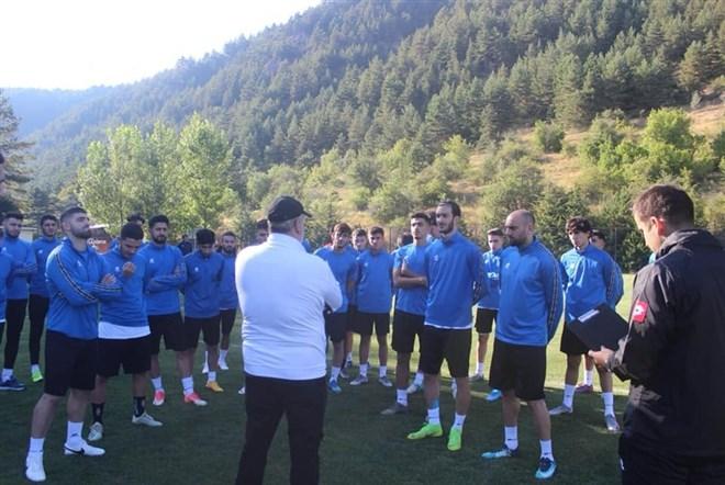 Elazığspor'da 4 futbolcu sakatlandı