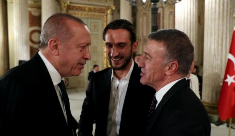 Trabzonspor yönetimi, Cumhurbaşkanı Recep Tayyip Erdoğan ile görüşecek