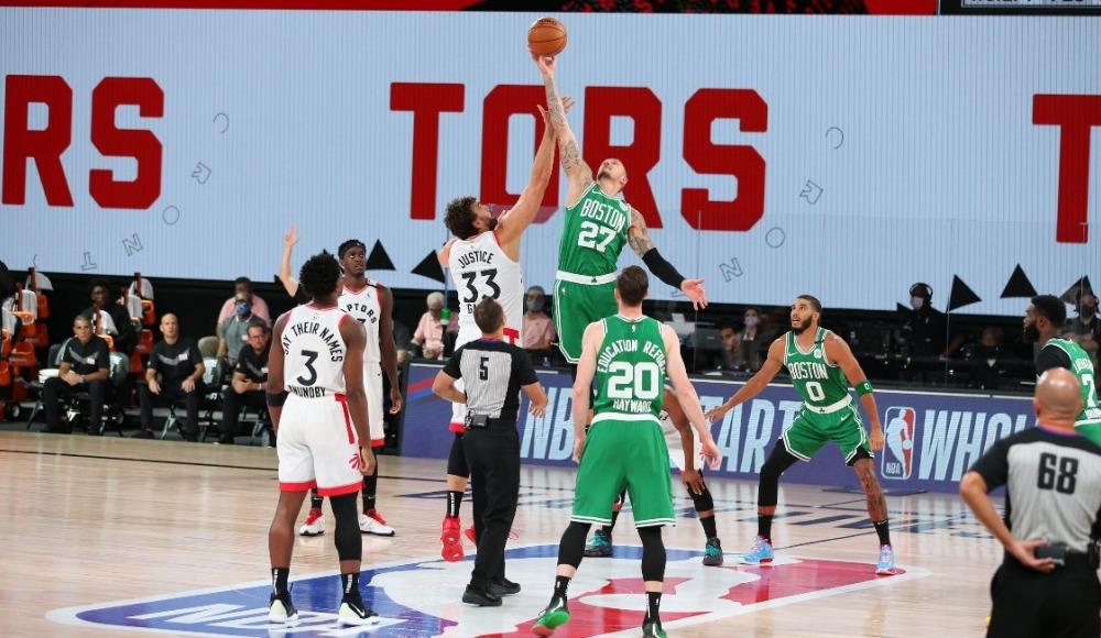 Toronto Raptors - Boston Celtics (Canlı Skor)