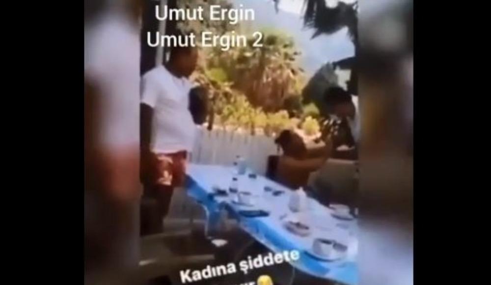 Video - Eski basketbolcu Zaza Enden'den Murat Övüç'e tokat