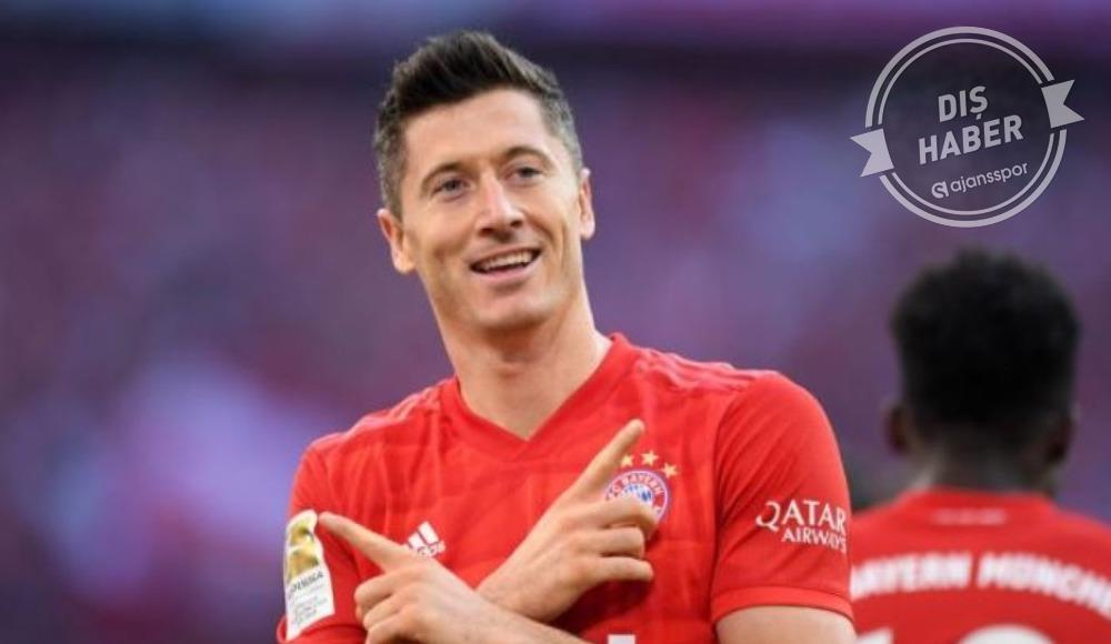 Lewandowski, yılın futbolcusu seçildi!