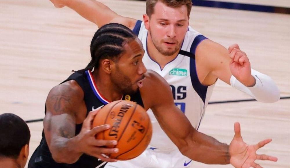 Clippers yarı finalde! NBA'de gecenin özeti...