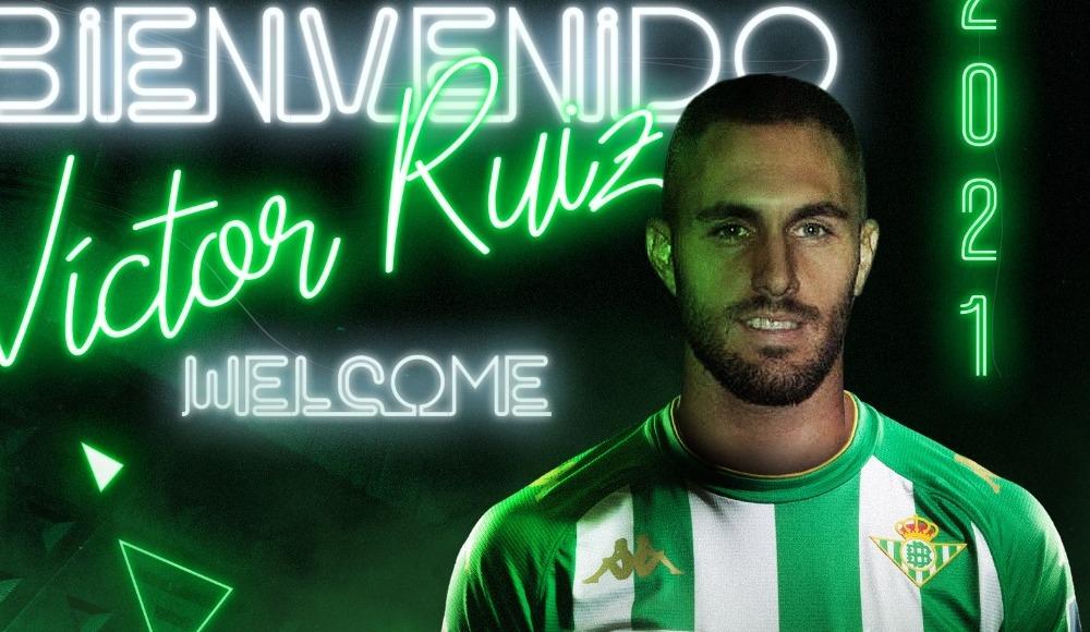Victor Ruiz, imzayı attı!