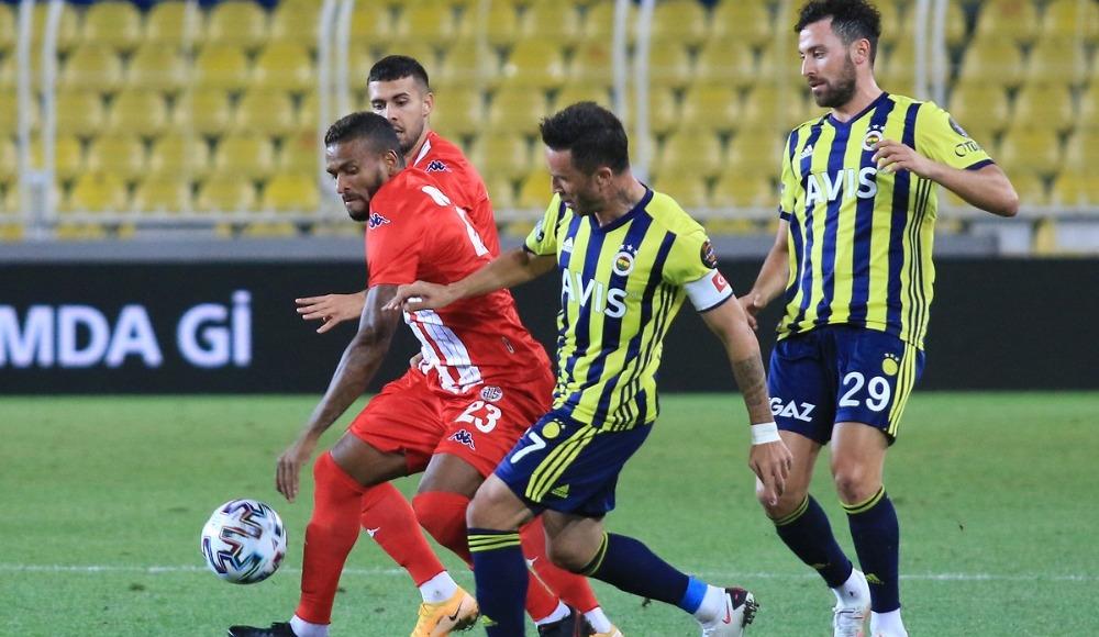 Antalyaspor'da 6 futbolcu Bodrum Belediyesi Bodrumspor'a kiralandı