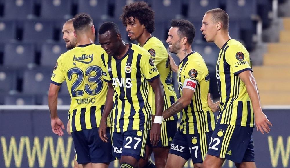 Fenerbahçe - Sivasspor (Canlı Skor)