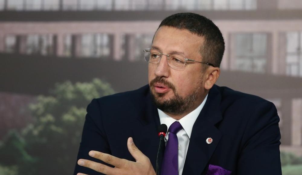 Hidayet Türkoğlu, Ermenistan'ın Azerbaycan'a saldırısını kınadı