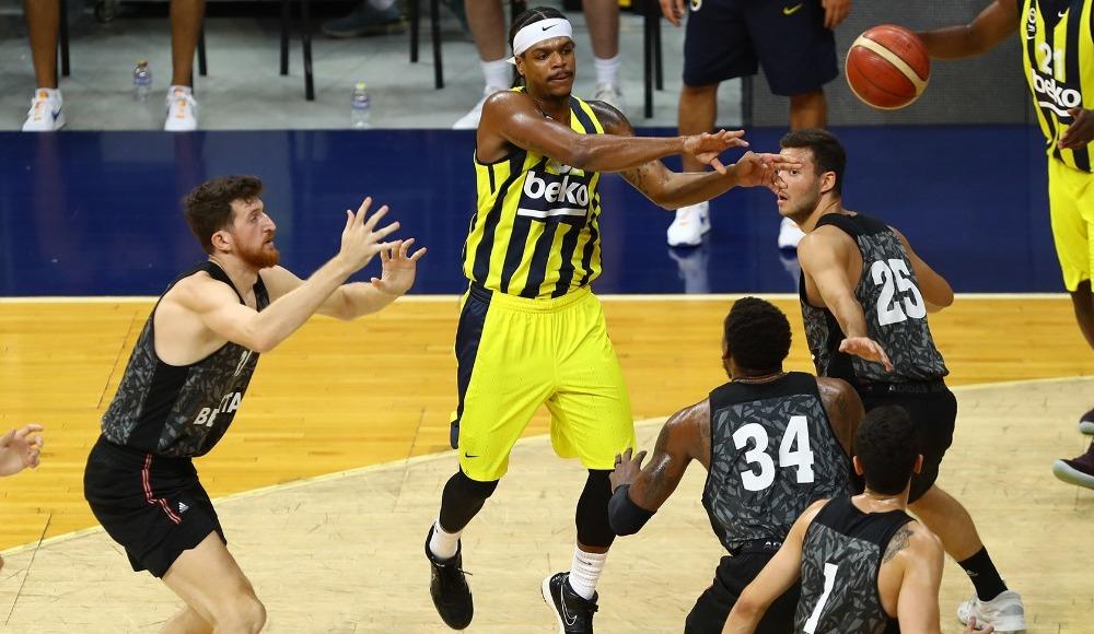 Fenerbahçe Beko, hazırlık maçında Beşiktaş'ı yendi