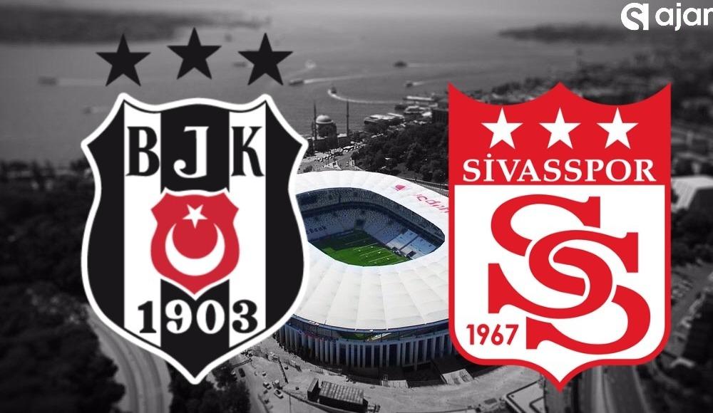 Beşiktaş - Sivasspor (Canlı Skor)