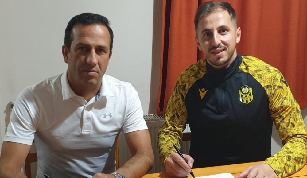 Yeni Malatyaspor, Zeki Yavru'yu transfer etti