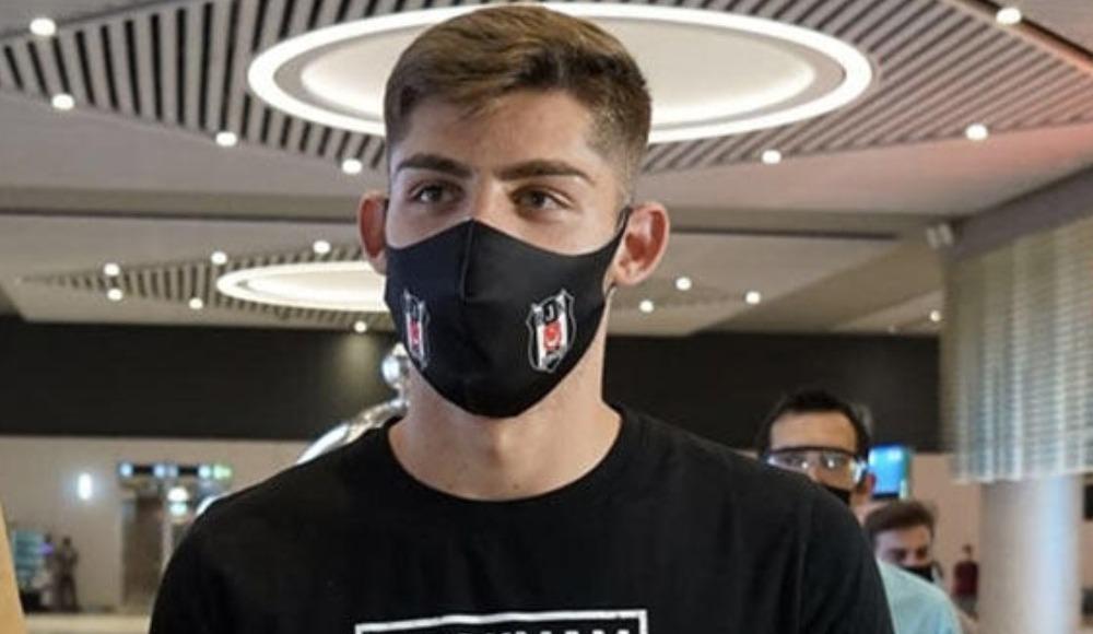 """Francisco Montero: """"Beşiktaş benim için en doğru karar"""""""