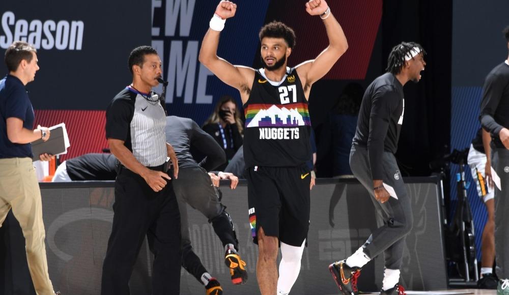NBA play-off'larında Denver Nuggets yarı finale çıktı