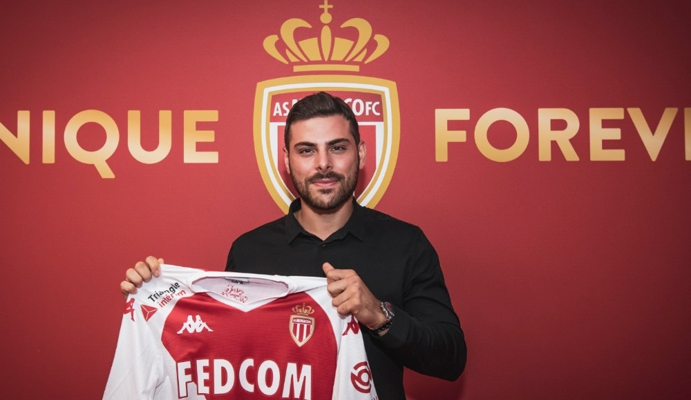 Monaco, Bayer Leverkusen'in forveti Kevin Volland'ı transfer etti