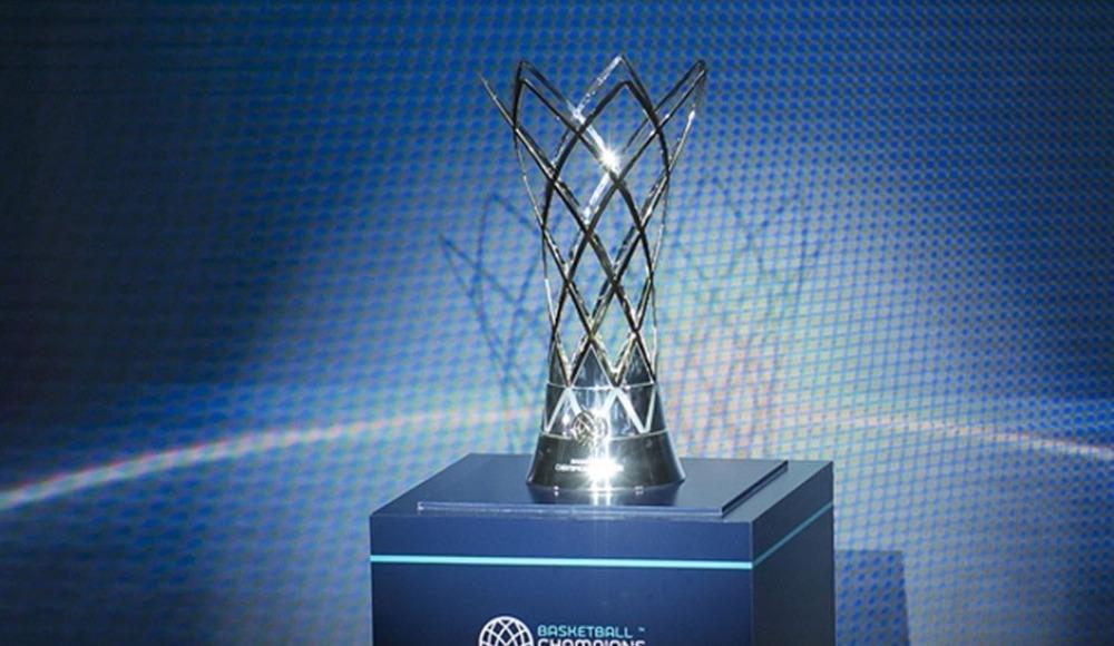 FIBA Şampiyonlar Ligi'nde 8'li final Atina'da oynanacak
