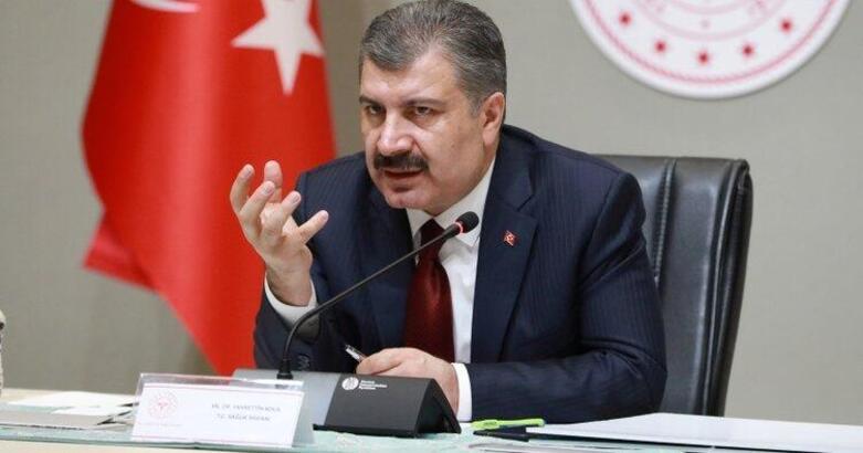Sağlık Bakanı Koca: ''İyileşen hasta sayımız halen yeni hasta sayımızdan az''