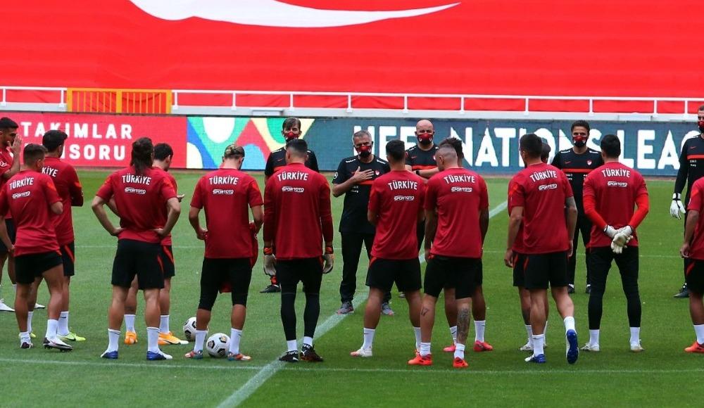 Milliler Macaristan maçına hazır